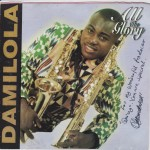 Damilola album cover
