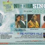 Nigeria sings performance