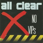 Pop Rock - All Clear album cover